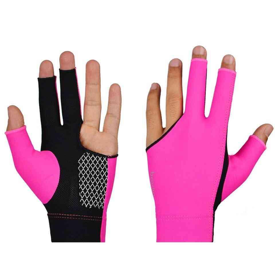 Pool Billiard Gloves