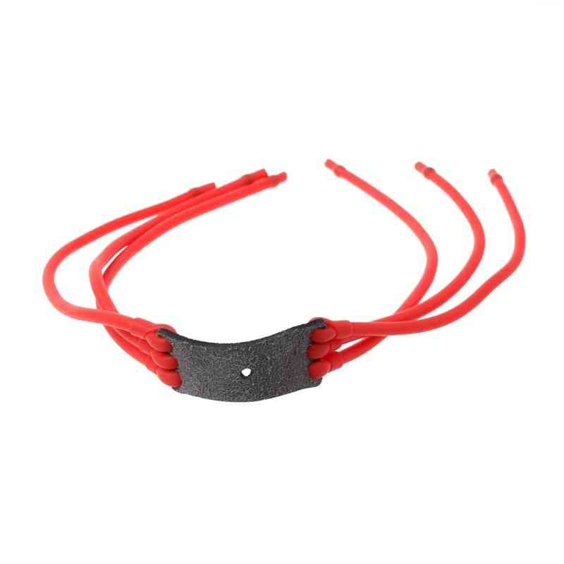 Leather Pocket Rubber Band