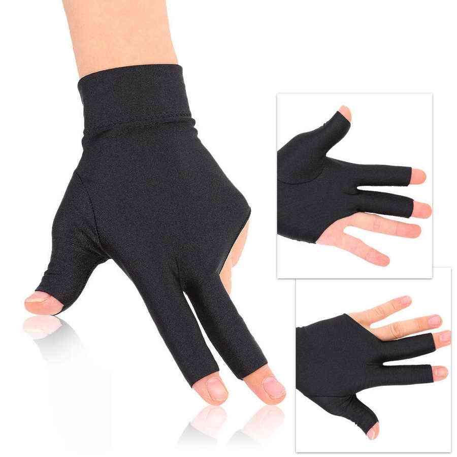 Three Finger Gloves Snooker