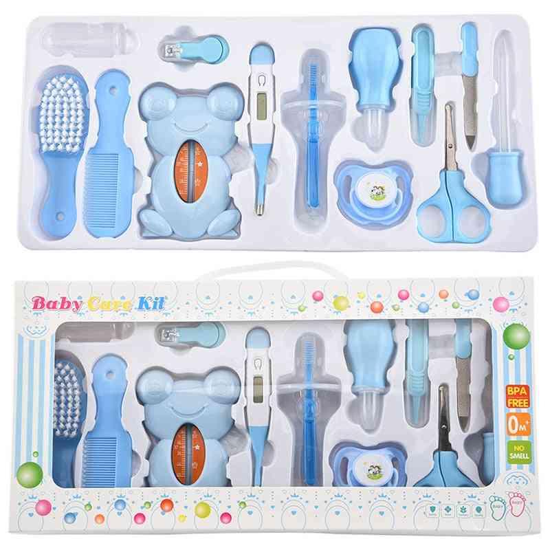 13pcs/set Baby Nail Kit Scissors Infant