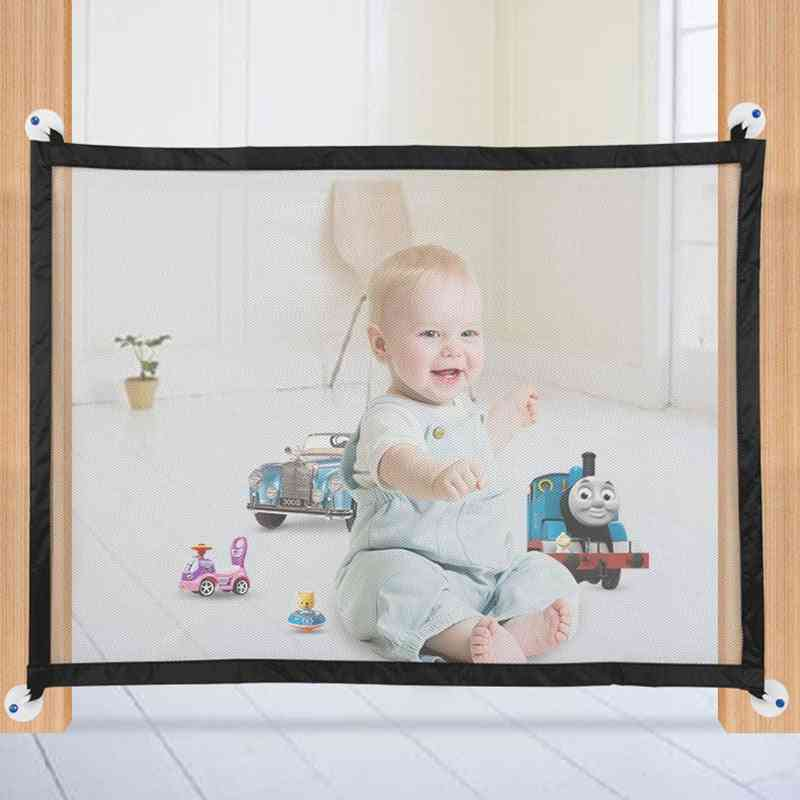 Foldable Baby Fence Barrier Safety