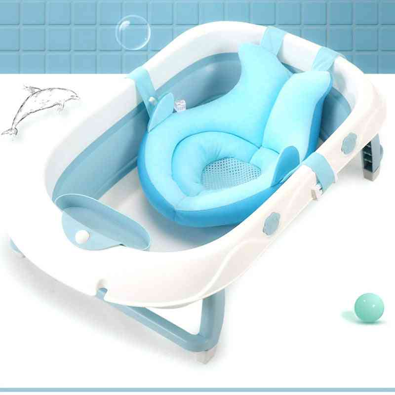 Cartoon Portable Baby Shower Pad Non-slip Bathtub Mat