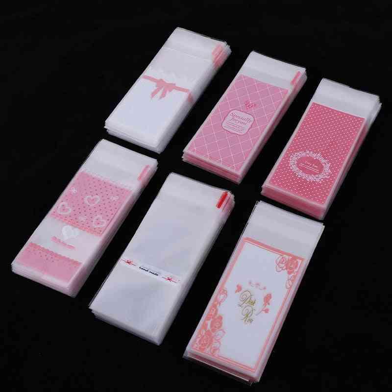 Mini Plastic Cookie Packaging Bags
