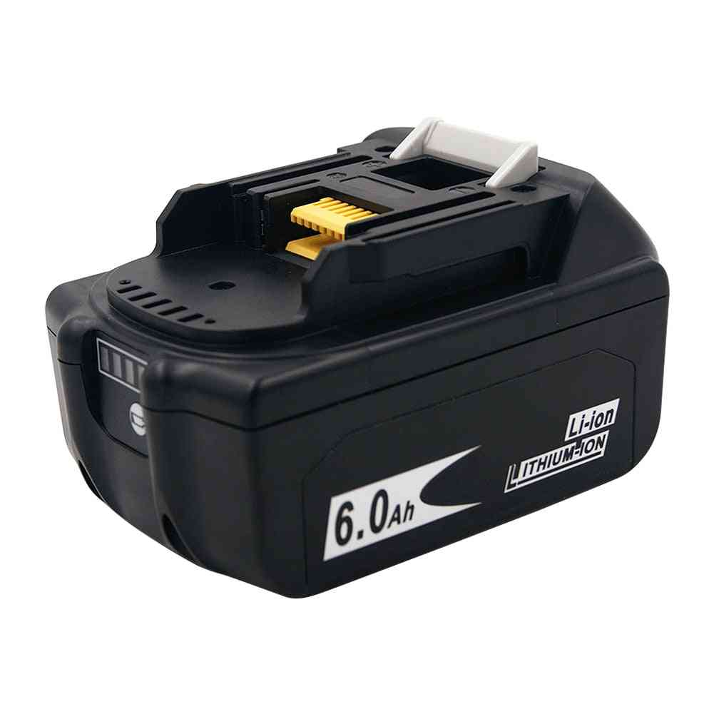 Latest Upgraded Bl1860 Rechargeable Battery 18 V 6000mah Lithium Ion