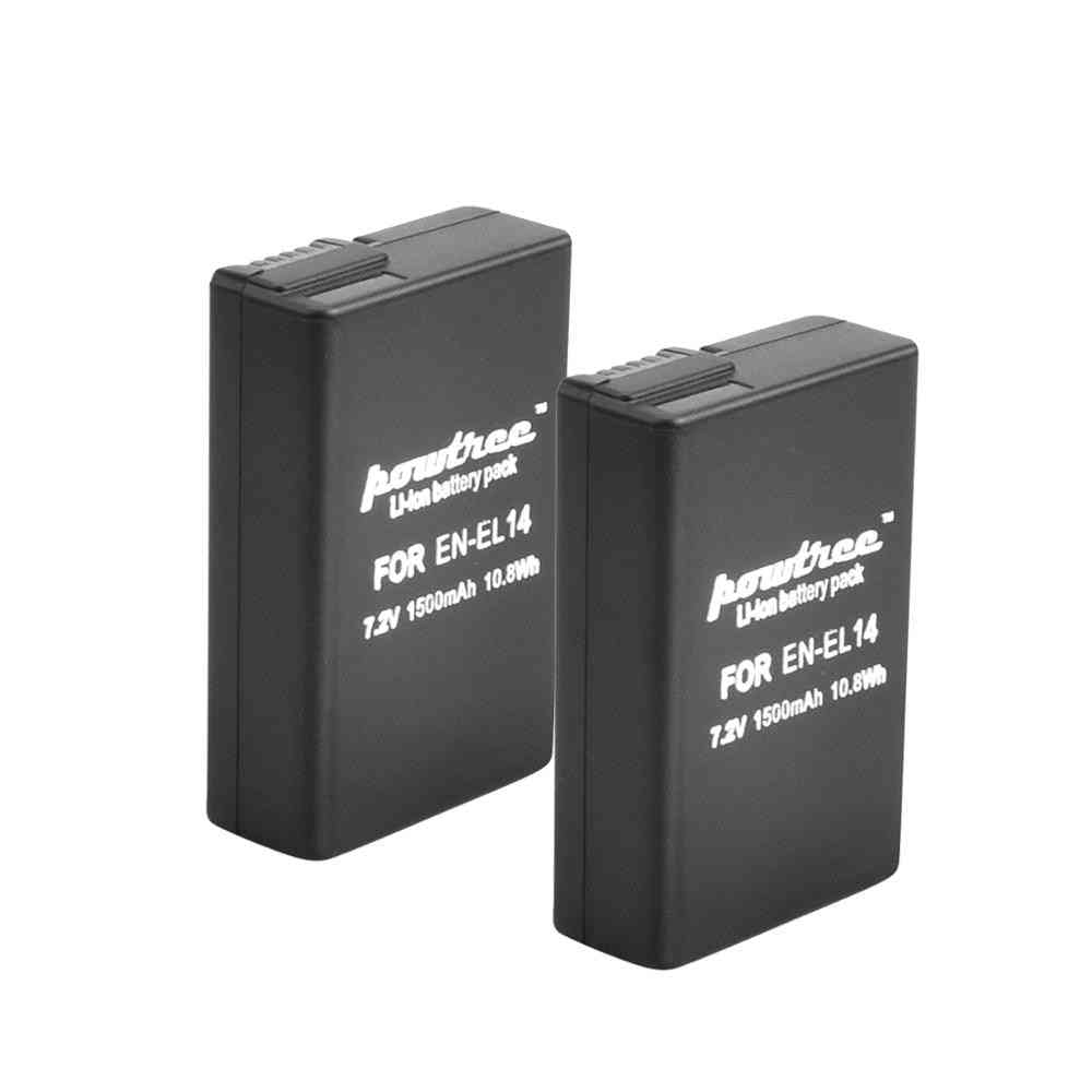 Rechargeable Battery For Nikon