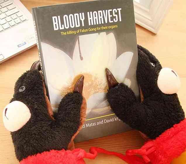 Bear Claw Glove
