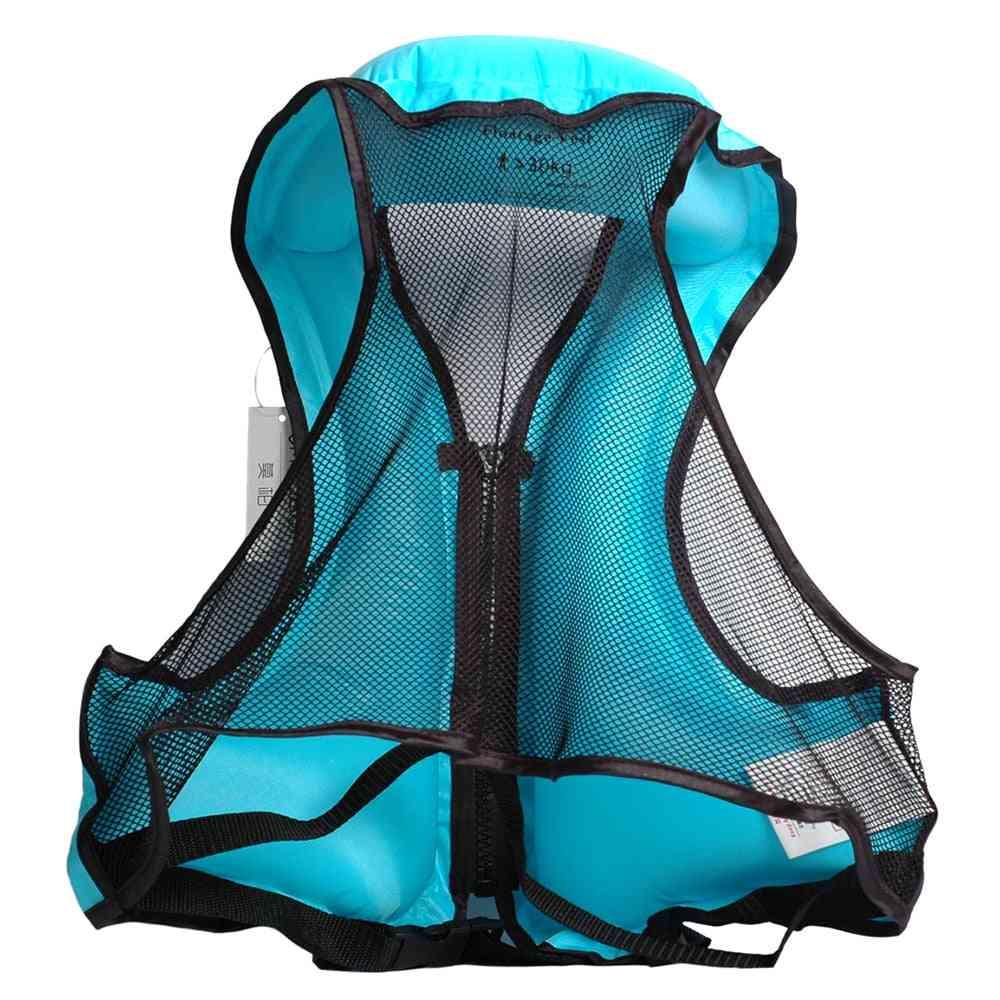 Adult Inflatable Swim Life Vest Life Jacket