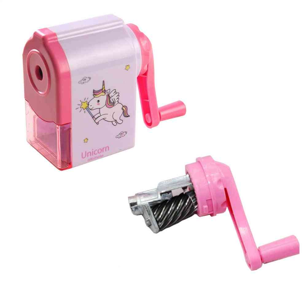 Students Learn Stationery Automatic Pencil Sharpener