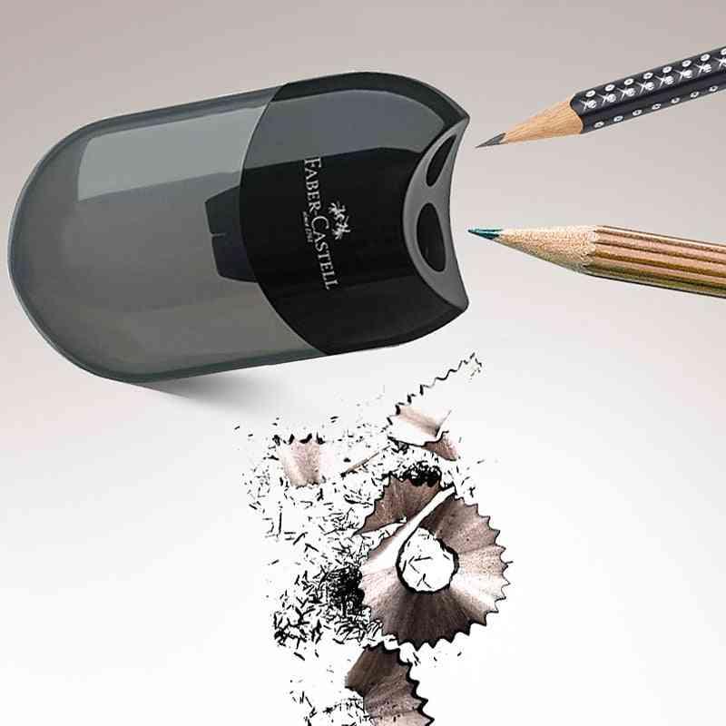 Double Hole Pencil Sharpener