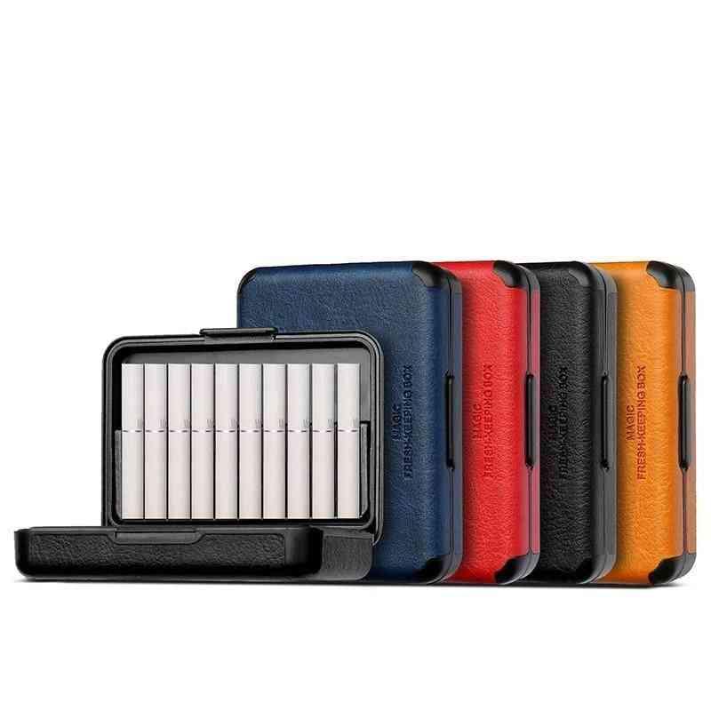 Portable Anti Dust Cigarette Box