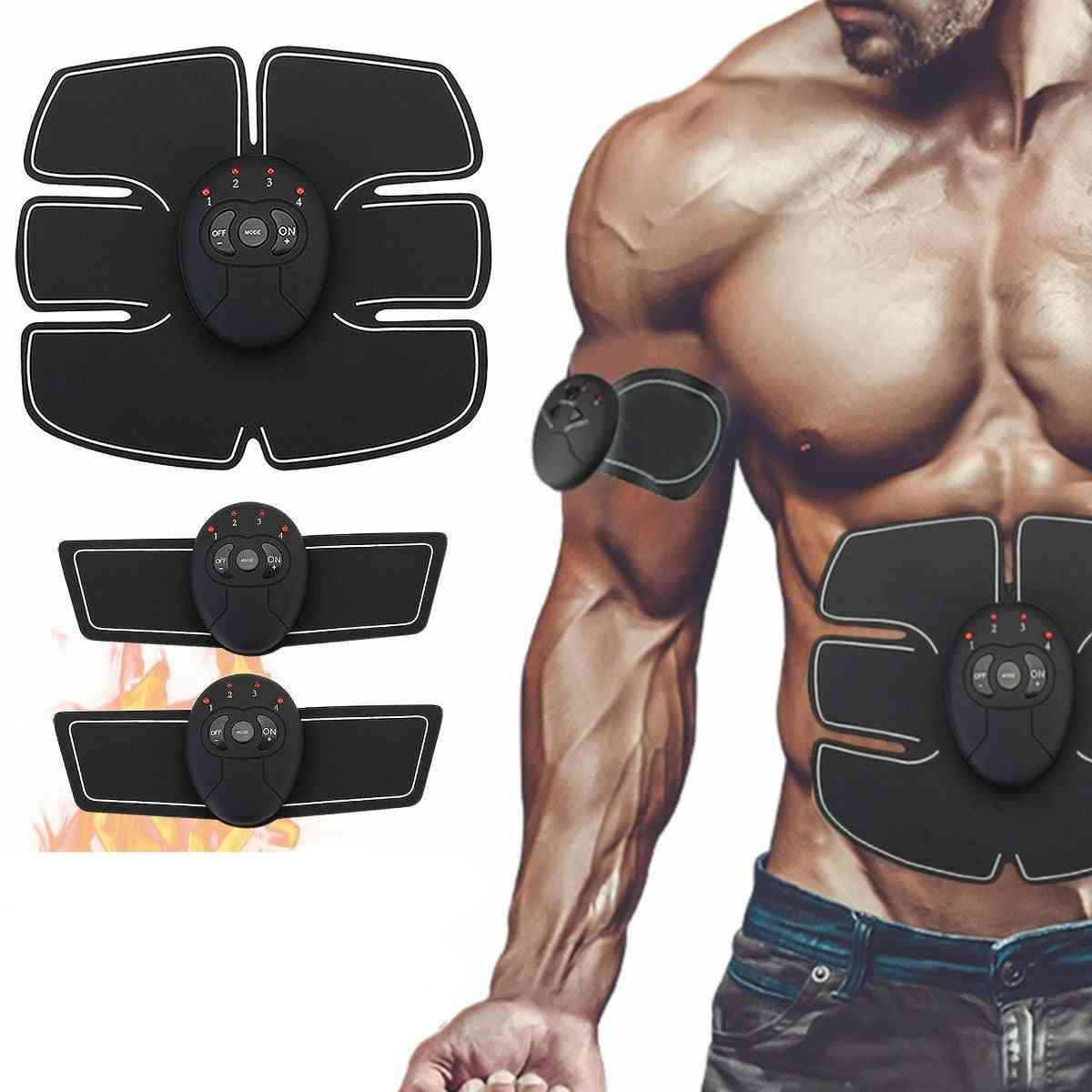 Ems Hip Muscle Stimulator Fitness Buttock Abdominal Trainer Sp