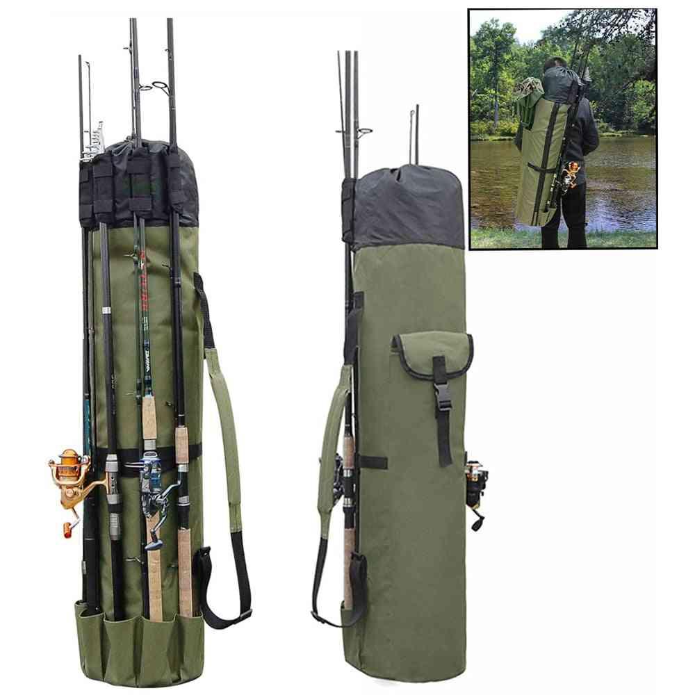 Fishing Rod Bag Holder Rod Carrier Pole Bag