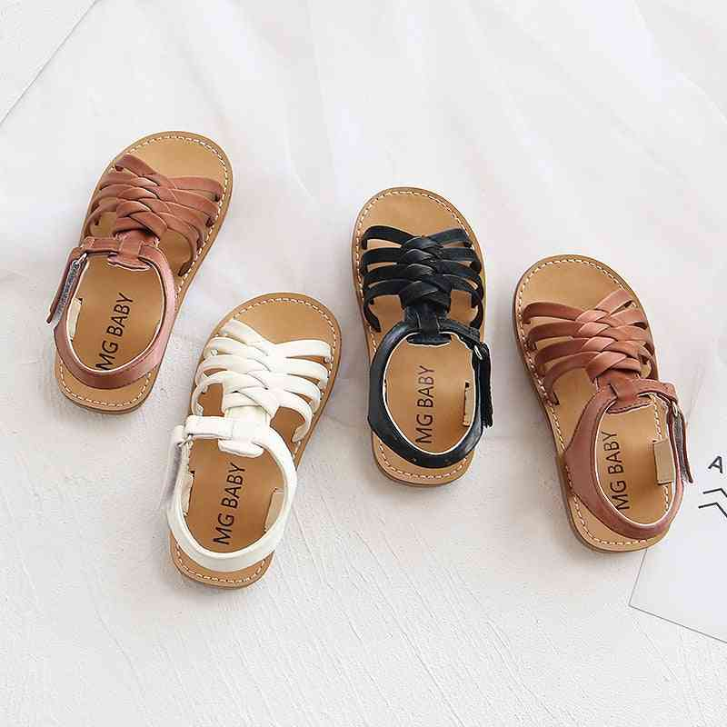 Children's Woven Sandals. Summer New Fashion Casual Shoes