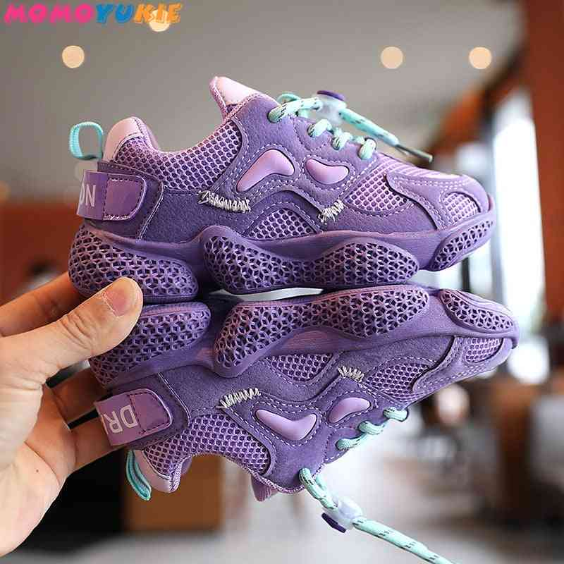 Autumn New Kids Sports Shoes. Breathable Casual Sneakers..