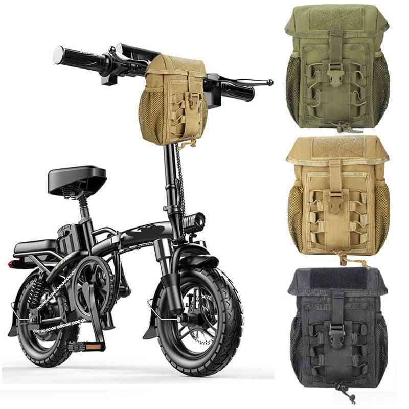 Medical Tactical Pack Outdoor Edc Pouch Nylon Camping Riding Hiking Bag