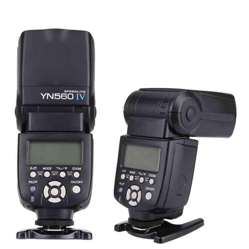 Yn 560 Iii Iv Pentax Dslr Camera Wireless Master Speedlite Flash