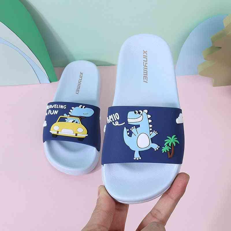 Children's Slippers, Dinosaur  Sandals