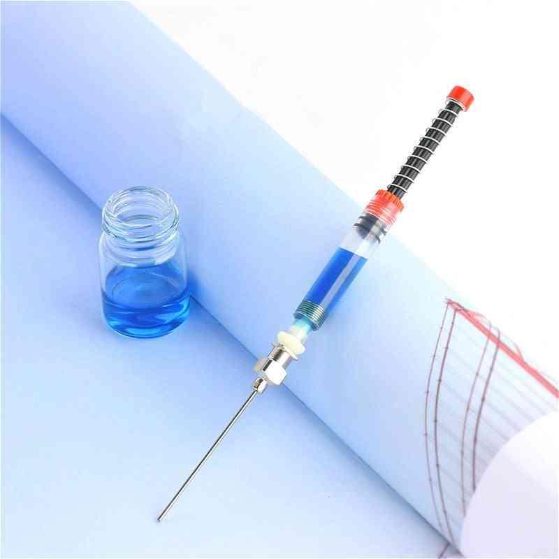 Fountain Cartridge Converter Filler Ink Pen Ink Sac Syringe Device Tool