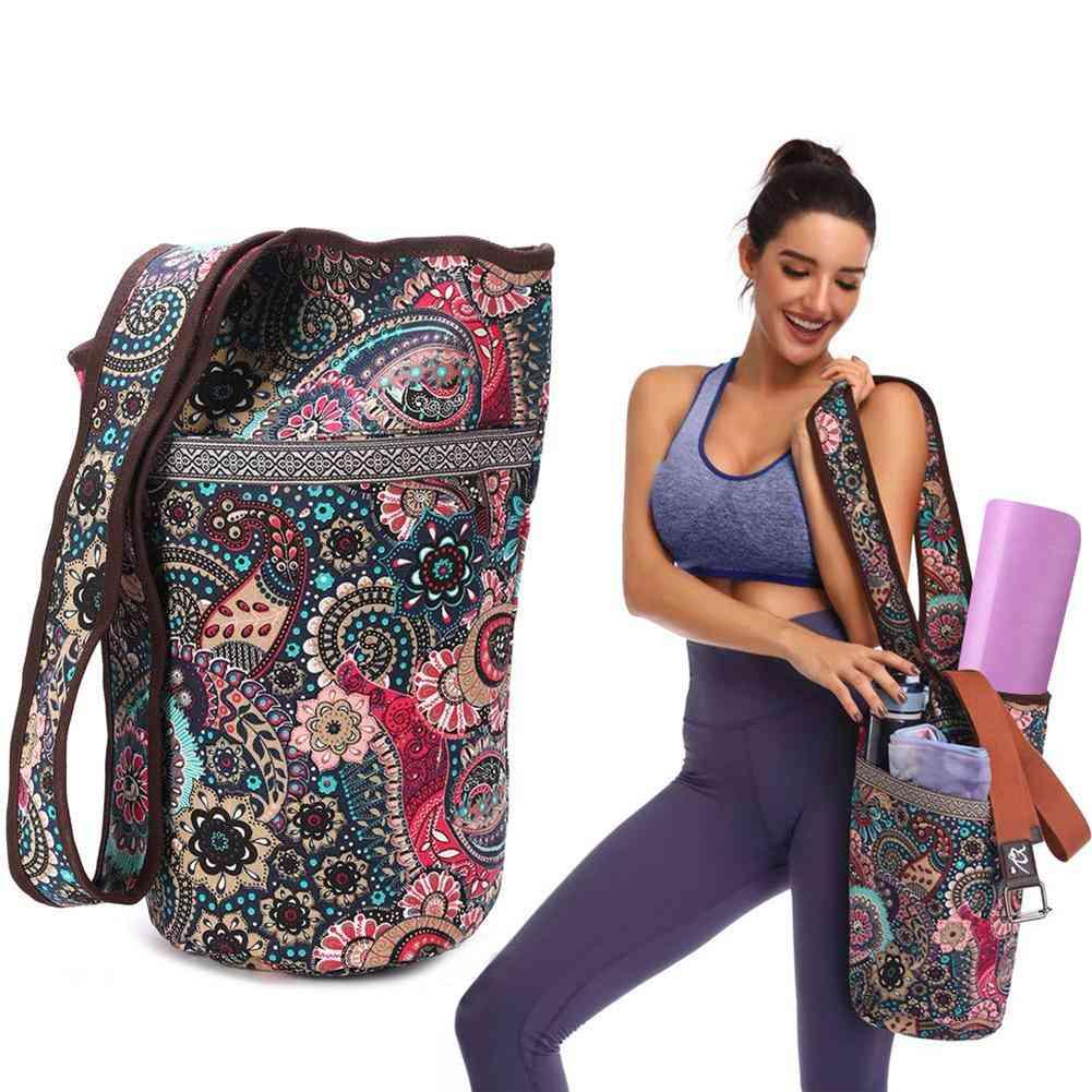 Casual Fashion Canvas Yoga Bag