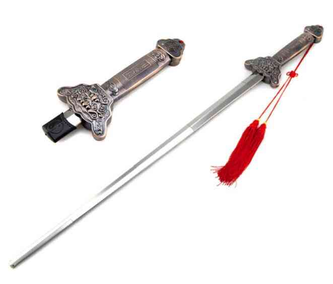 Chinese Kung Fu Tai Chi Extension Sword