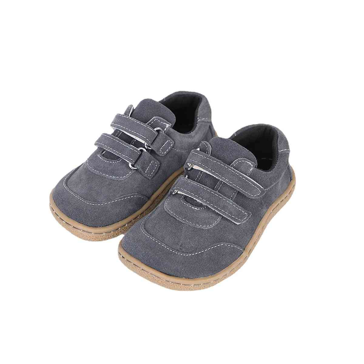 Spring Autumn Genuine Breathable Sports Running Shoes