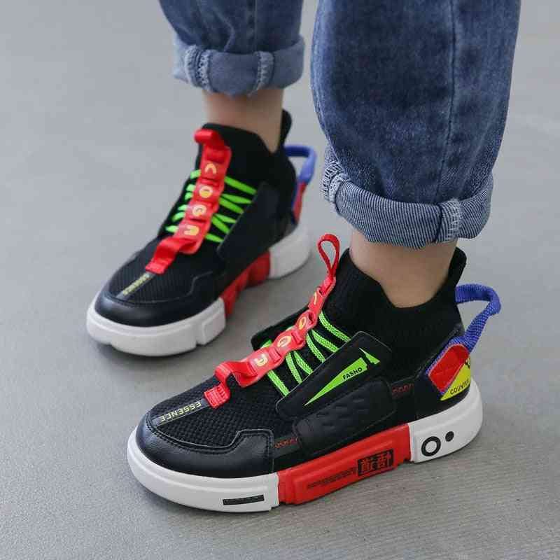 Boy Breathable Casual Shoes B
