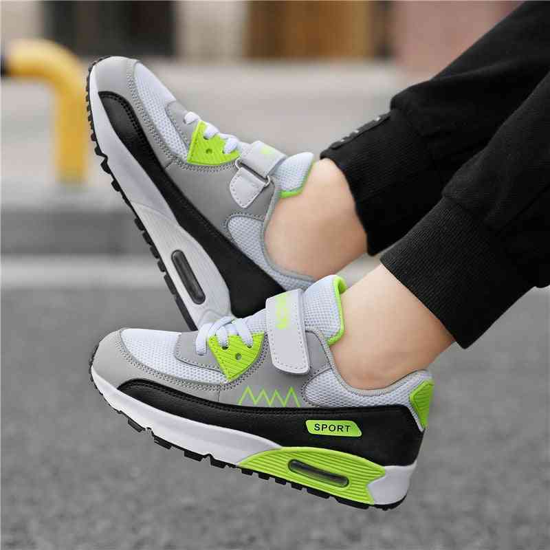 Autumn Shoes, Breathable Mesh Sports Shoes For