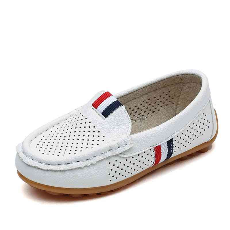 Fashion Soft Flat Loafers For Toddler Boy, Kids Sneakers