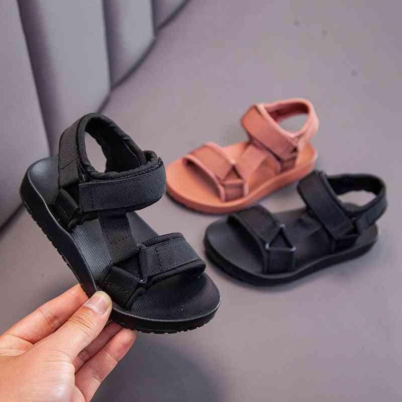 Boys Summer Kids Shoes, Fashion Light Soft Flats Sandals