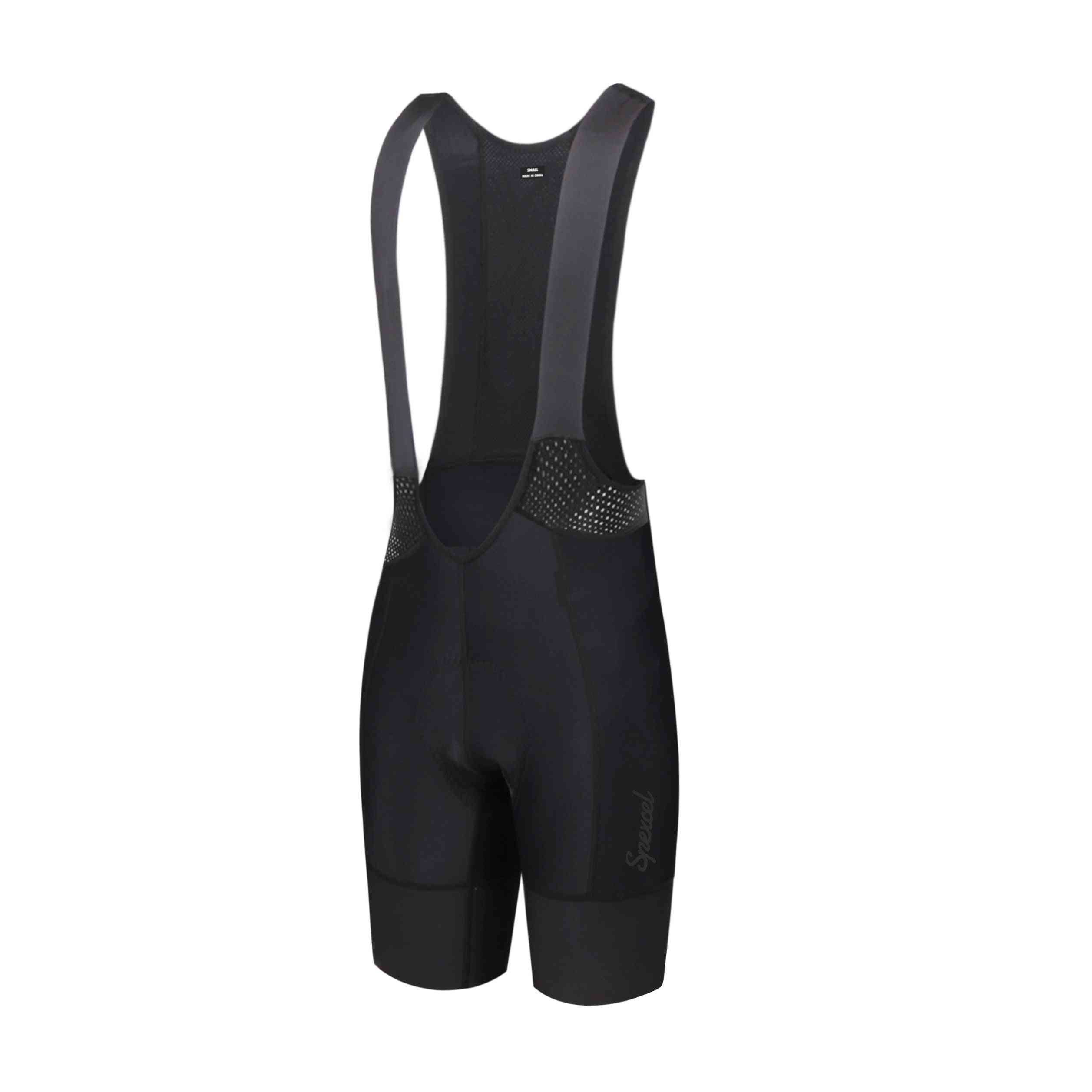 Bib Shorts Race Fit Cycling Bottom With Italy High Density Pad.