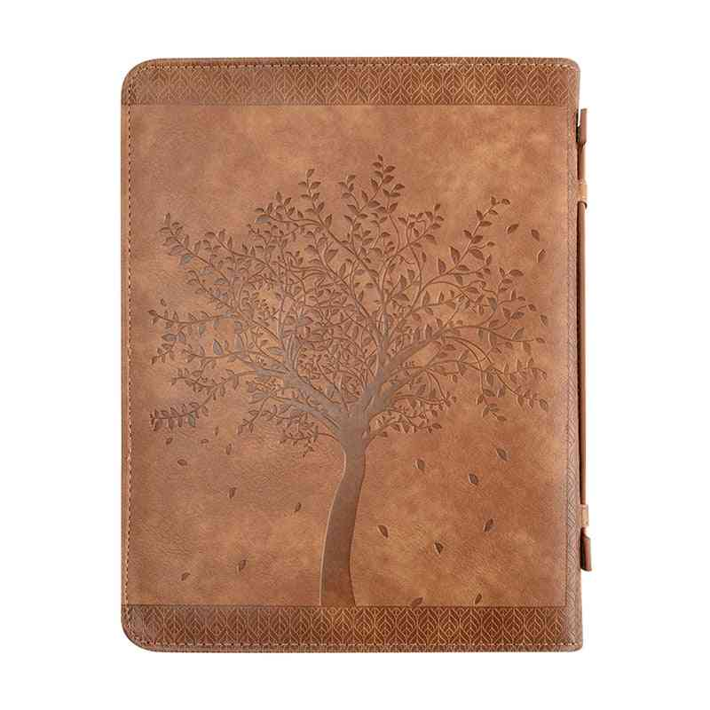 Leather Zippered Bible And Book Cover Case