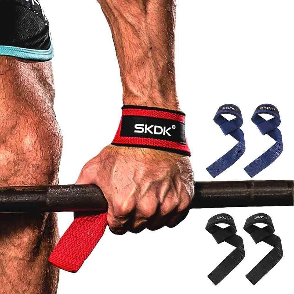 Gym Fitness Weight Lifting Hand Grips Bands