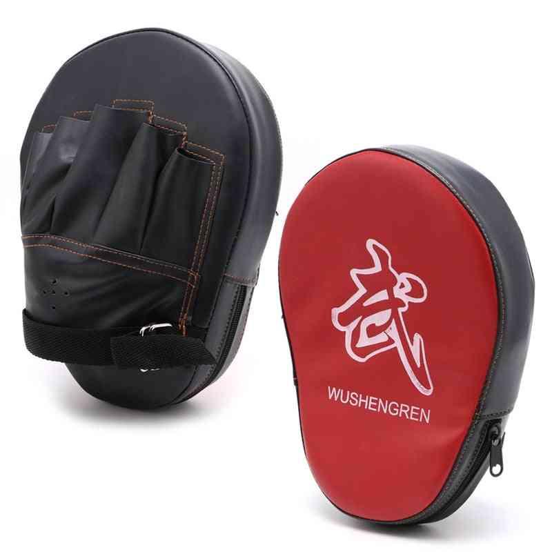 1pc Boxing Mitt Training Focus Target Punches Pad Glove