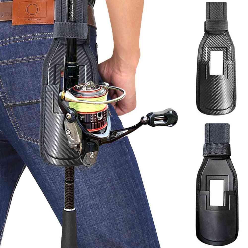 Easy Carrying Pouch Fishing Rod Waist Belt