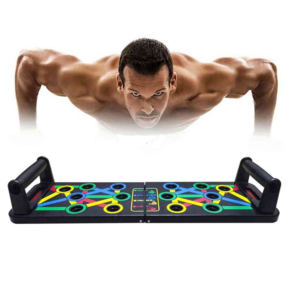 14 In 1 Push-up Training Rack Board