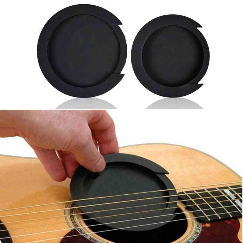 Silicone Classic Guitar Buster Sound Hole Cover Guitar
