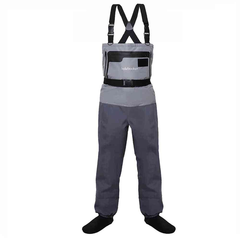 Durable Fly Fishing Chest Waders Pants For Men And Women