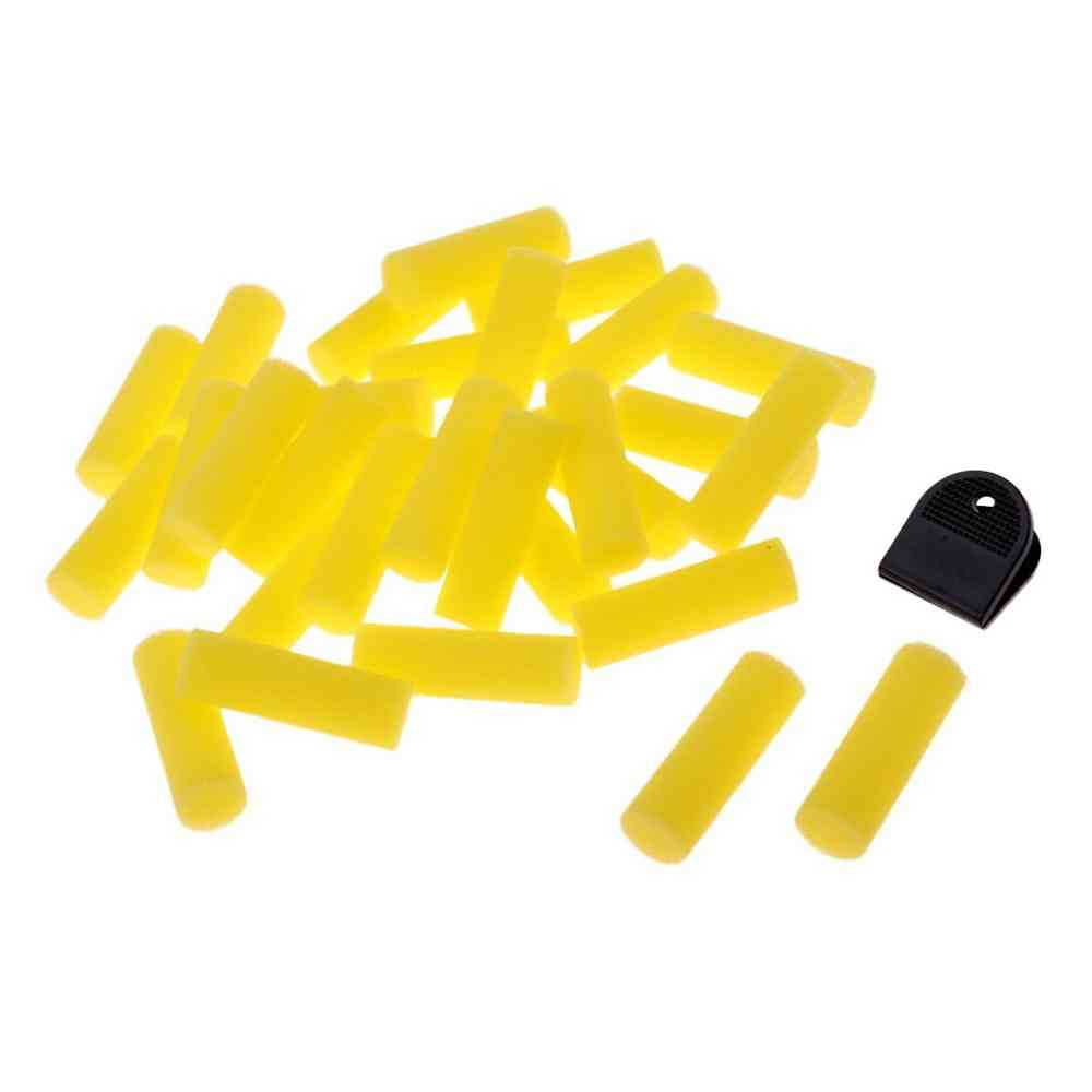 30pcs Professional Table Tennis Rubber Cleaning