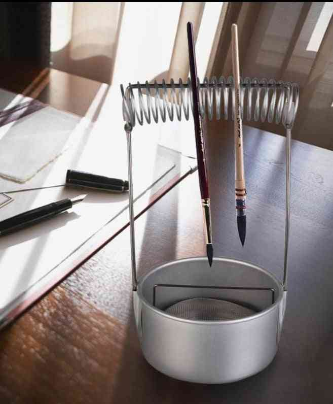 Stainless Steel Paint Brush Washer Cleaner