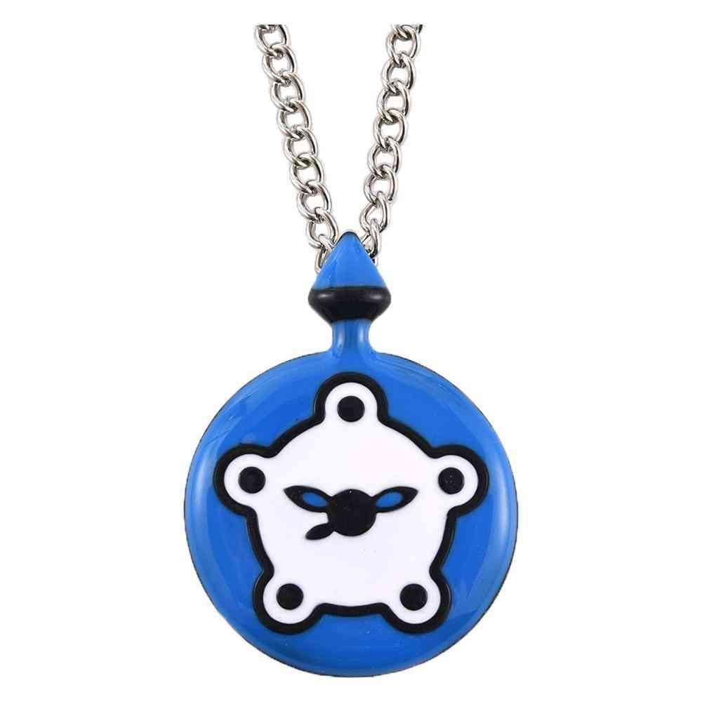 Cute Ladybug Necklace Pocket Punk Jewelry Necklace