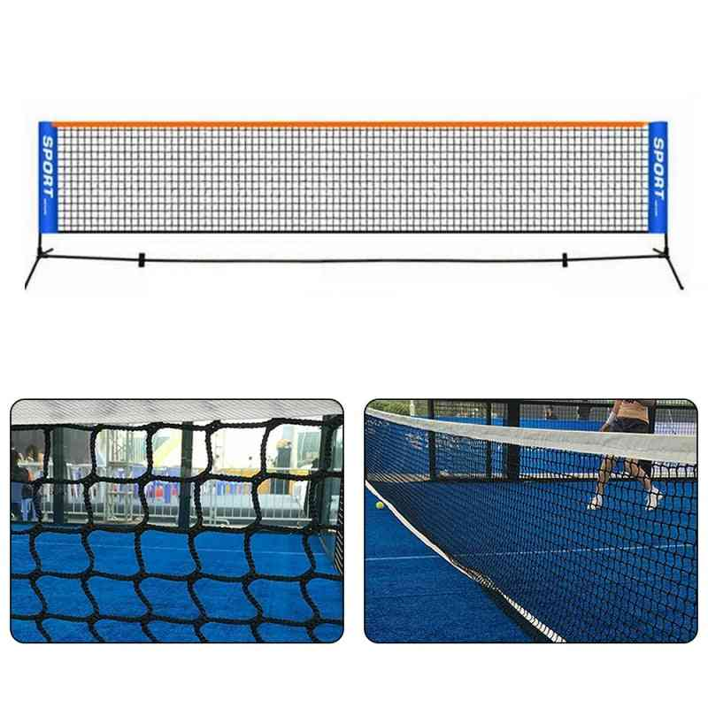 Portable Tennis Net Outdoor Professional Sports