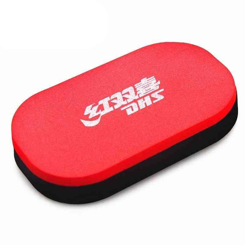 2pcs Dhs Table Tennis Rubber Cleaning Sponge