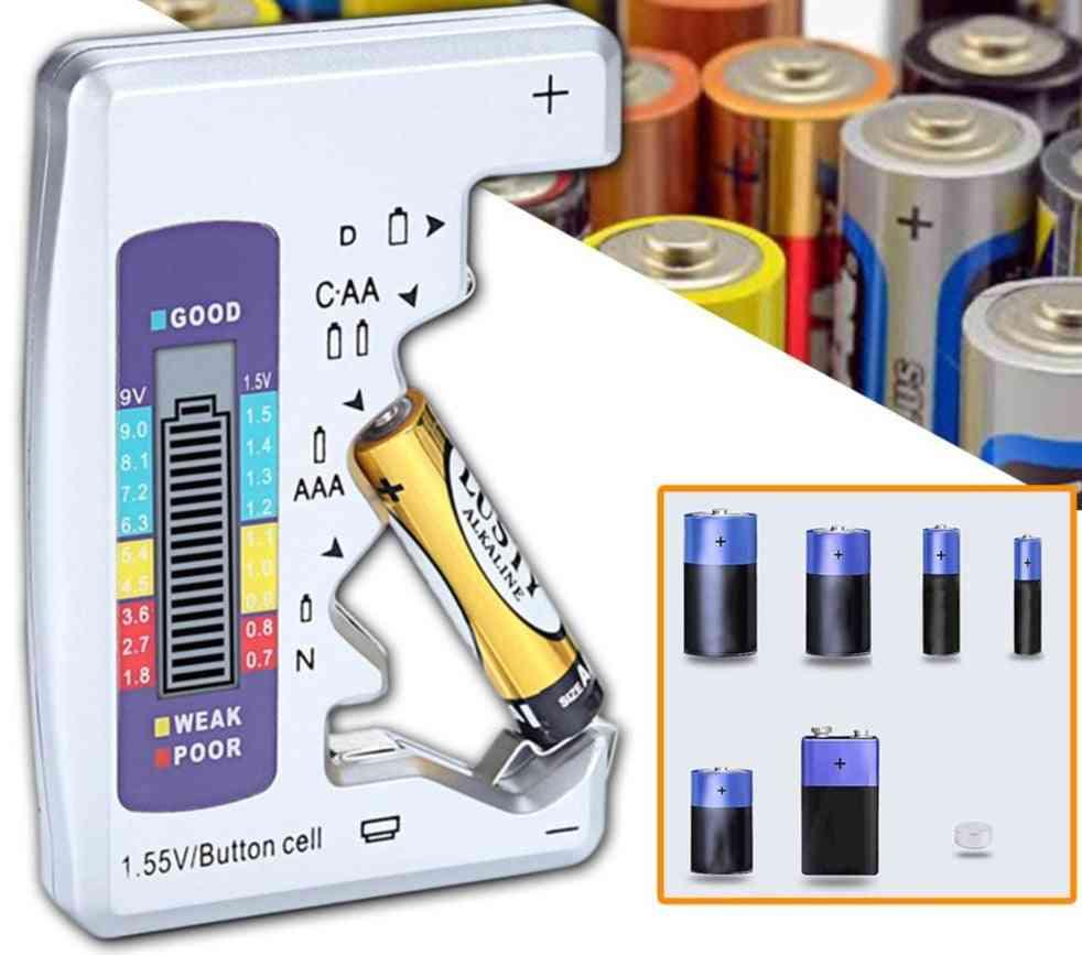 Digital Battery Tester  Diagnostic Tool