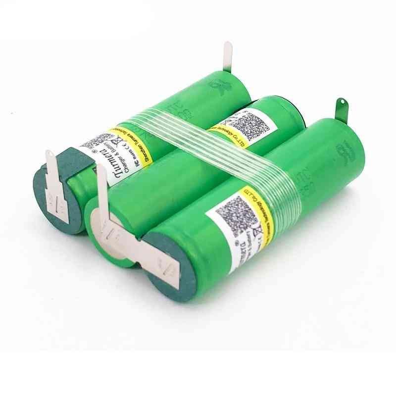 Battery Pack Us18650vtc6 3000mah Battery 30a For Screwdriver Battery