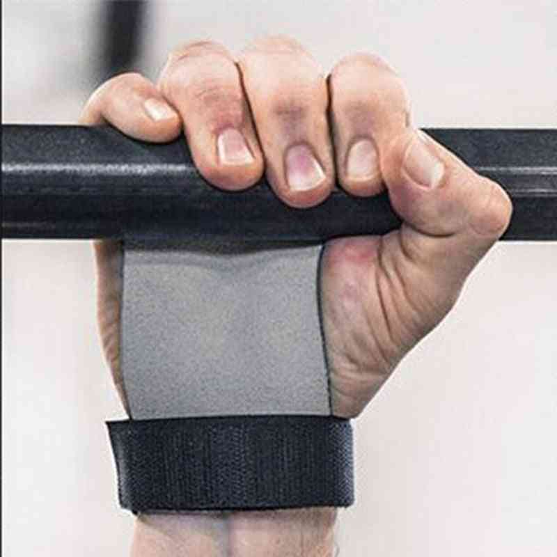 Hand Grip Synthetic Leather Crossfit Gymnastics Guard Palm.