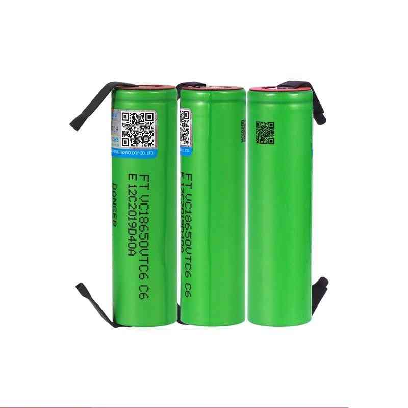 Varicore Rechargeable Battery Sheets