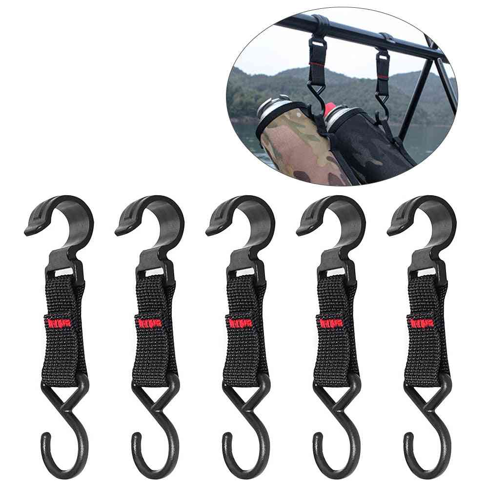 Moveable Storage Hook Detachable Hanging.
