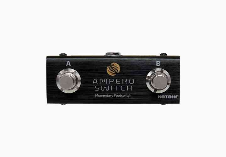 Ampere Switch Guitar Effects Pedal
