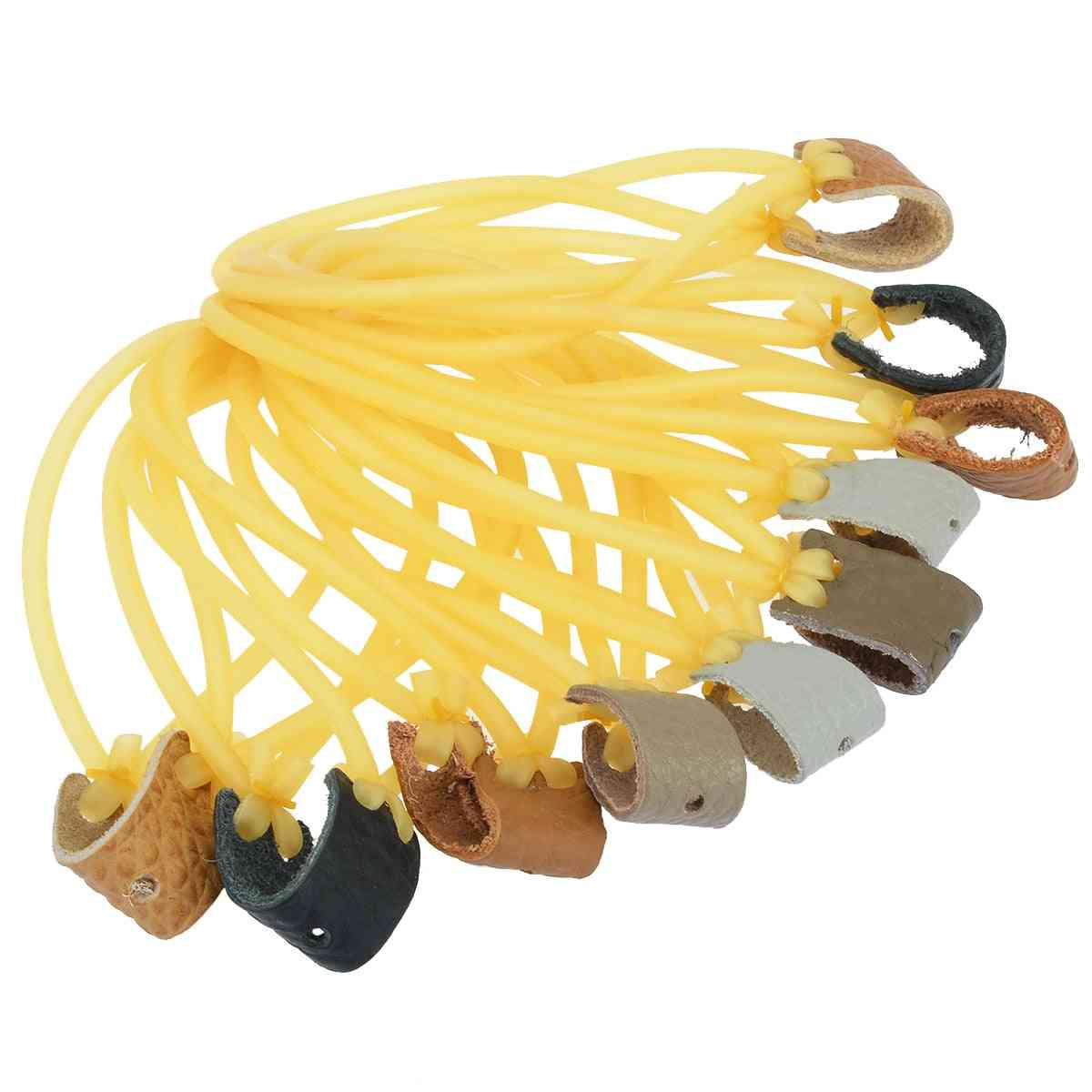 10pcs/lot Elastic Rubber Band Bungee Durable