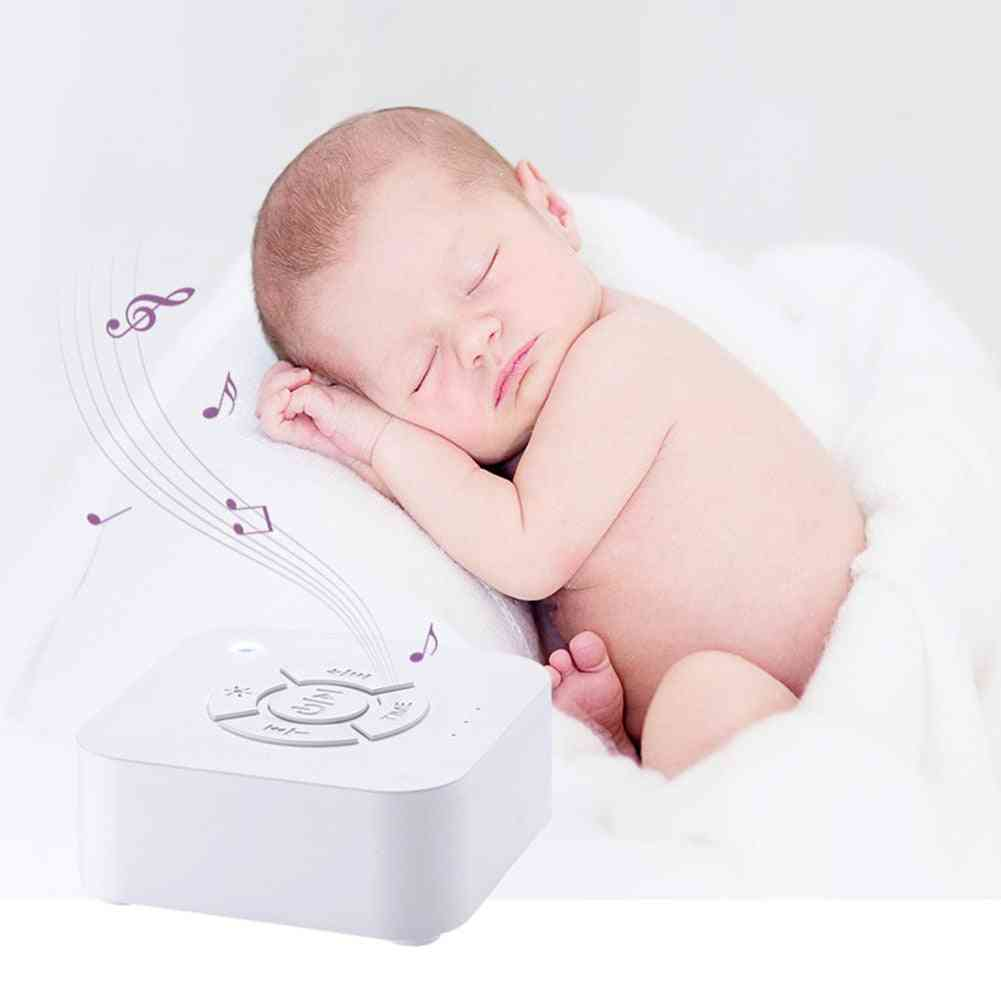 Baby Care Sleepping Equipment Therapy Sound Timed Shutdown Device